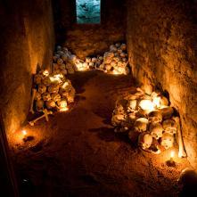 Le cimetière des innoncents - Installation - Baz'art - 2010