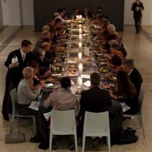 La Tablée, Musée Rath Genève - 2009 ©S.Pointet