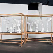 Dschinn, Exp. Musée Ariana, Genève - 2012 ©BaptisteCoulon