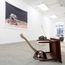 Staubf+ñnger&Ladenh++ter, Exp. Galerie Esszimmer, Bonn - 2014 ©MG