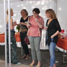 Charlotte Nordin, Anja Seiler, Audrey Sommer, Catherine Grimm