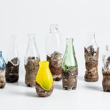 Série FUWA FUWA – 2019/ Grès, porcelaine, verre/ ©Baptiste Coulon
