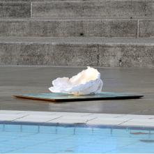 Sans titre, Piscine de Lancy - 2012