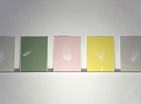 Les Souffles, 31,5 x 41,3 x 0,5 cm (par pièce)